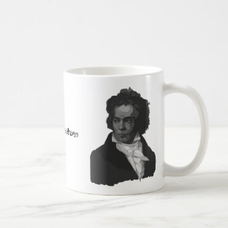 Beethoven Coffee Mug