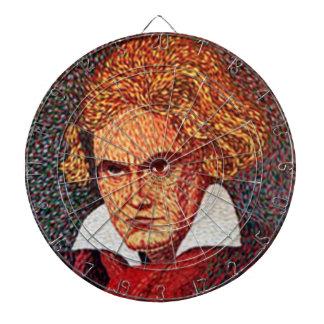 Beethoven Dartboard