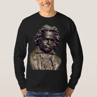 Beethoven Front and Back T-Shirt