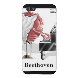 Beethoven Funny Gifts Tees Mugs Cards Etc Case For The iPhone 5