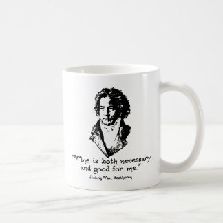 Beethoven -L Coffee Mug