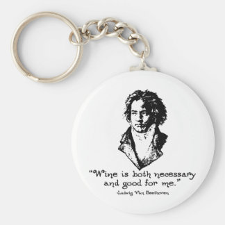 Beethoven -L Keychains