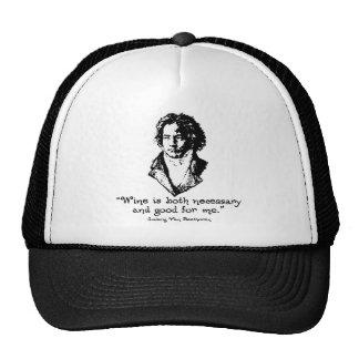 Beethoven -L Mesh Hats
