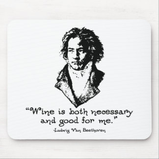 Beethoven -L Mouse Mat