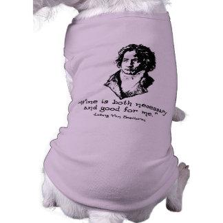 Beethoven -L Pet Clothes