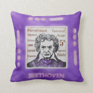 Beethoven pillow