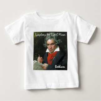 Beethoven Product Fine Art Classical Collection T-shirts