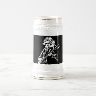 Beethoven Rock! Beer Stein