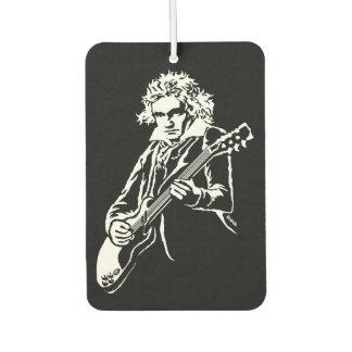 Beethoven Rock! Car Air Freshener