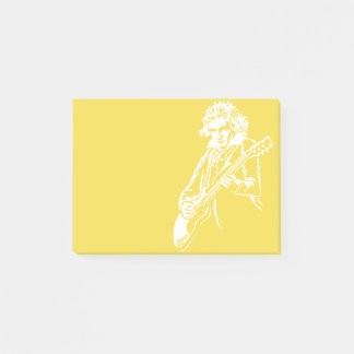 Beethoven Rock! Post-it Notes