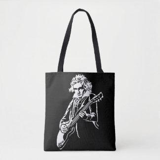 Beethoven Rock! Tote Bag