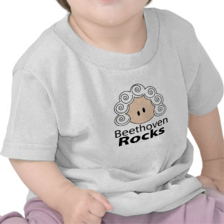 Beethoven Rocks T shirt