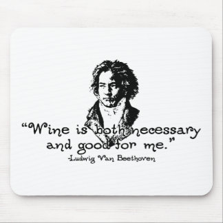 Beethoven -S Mouse Mat