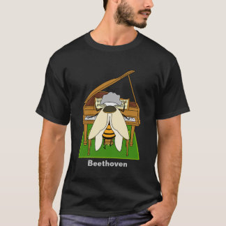 Beethoven - T-shirt (dark)