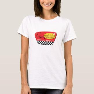 Beetle & Bus Equipment Ladies Babydoll T-Shirt