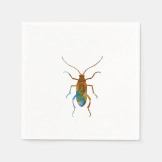 Beetle Disposable Serviettes