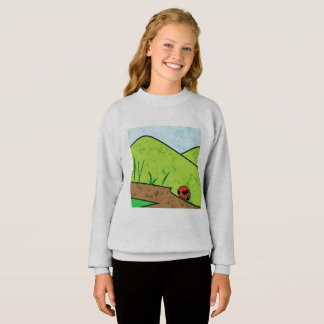 Beetle Seaside Walks Sweatshirt
