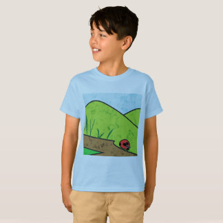 Beetle Seaside Walks T-Shirt