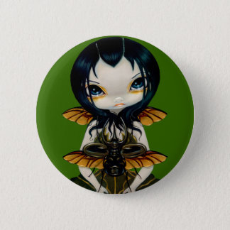 """Beetle Wings"" Button"