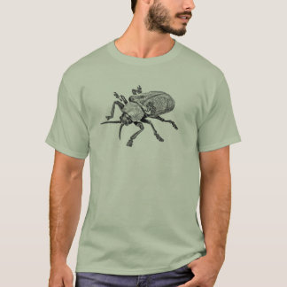 Beetles 03 - WB T-Shirt