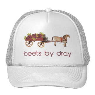 Beets by Horse Drawn Dray Hat