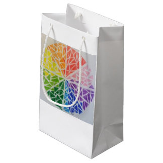before and after small gift bag