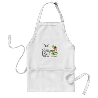Before Coffee Standard Apron