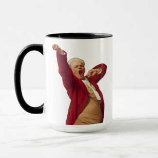 Before coffee yawn mug