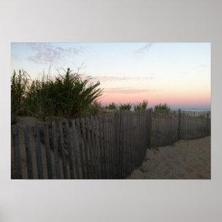 Before Sunrise Rehoboth Beach Poster