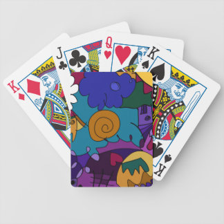 Before the Celebration Bicycle Playing Cards
