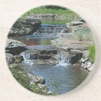 Before the Lilies Bloom Coasters