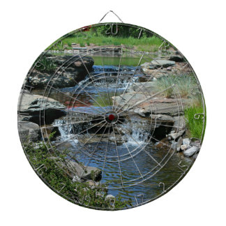 Before the Lilies Bloom Dartboard