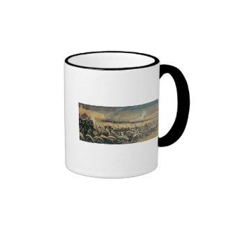 Before the Offensive, 1877-78 Ringer Mug