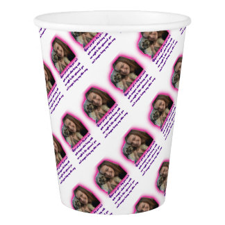 Before you get a dog paper cup