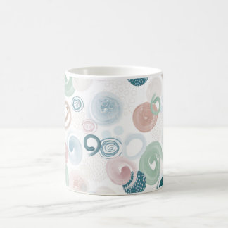 Befuddled Spot Mug - Cream