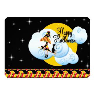"Begger's Night Kid's Halloween Invitation 5"" X 7"" Invitation Card"