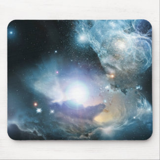 Beginning Of The Universe Mouse Pad