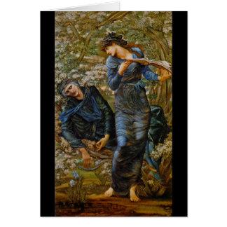 Beguiling Merlin 1873 Card