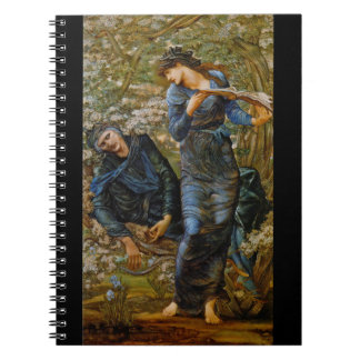 Beguiling Merlin 1873 Note Books