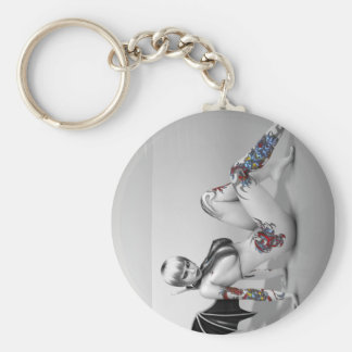 Beguiling Mood Keychain