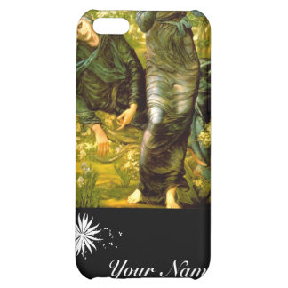 Beguiling of Merlin ~ Burne-Jones 1874 Painting Case For iPhone 5C