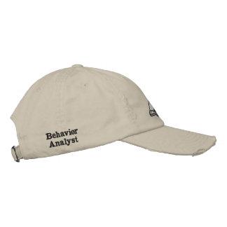 Behavior Analyst Embroidered Cap