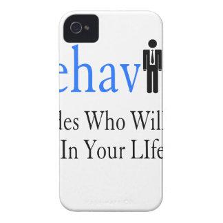 Behavior iPhone 4 Case-Mate Case