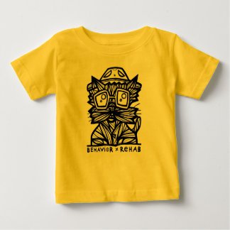 """""""Behavior Rehab"""" Baby T-Shirt"""