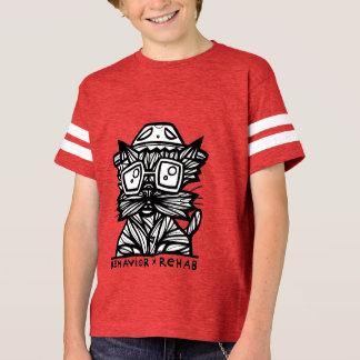 """""""Behavior Rehab"""" Boys' Sport Tshirt"""