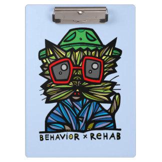 """Behavior Rehab"" Clipboard"