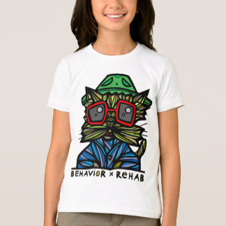 """Behavior Rehab"" Girls' American Apparel T-Shirt"