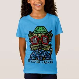 """Behavior Rehab"" Girls' T-Shirt"