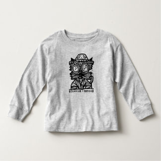 """Behavior Rehab"" Toddler Long Sleeve Toddler T-Shirt"