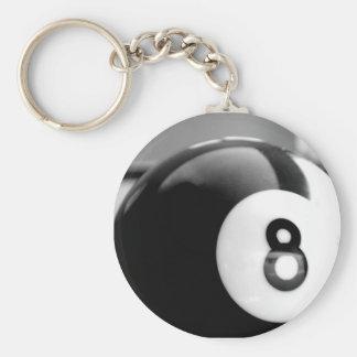 Behind the 8-Ball, Eight Ball Key Ring
